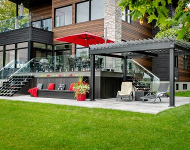 Zone terrasse & patio